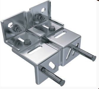 Guide rail bracket
