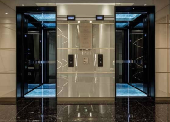 Package elevator system